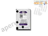 HDD 3,5'' Western Digital WD20PURX, 2000ГБ, SATAIII