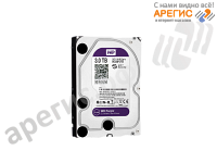 HDD 3,5'' Western Digital WD30PURX, 3000ГБ, SATAIII